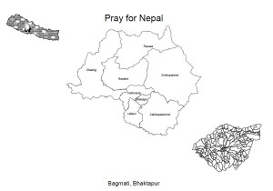 Nepal Prayer Guide Cover