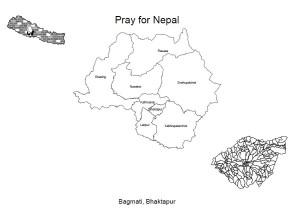 Nepal Prayer Guide Cover